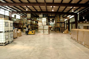 Aire-Master warehouse